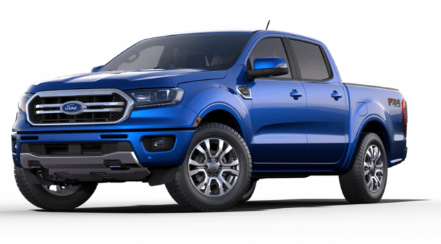 2019 Ford Ranger Picku Crew Cab Pickup